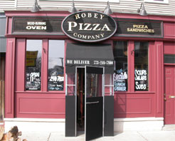 Robey pizza company chicago