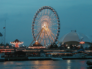 Navy Pier Park Chicago
