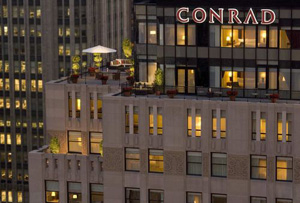 Conrad Chicago Hotel Review