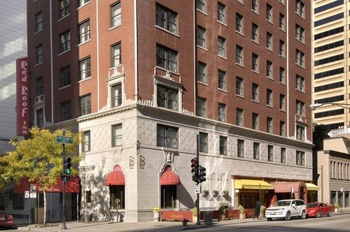 Red Roof Inn Chicago Downtown