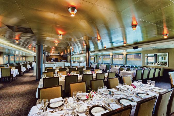 Chicago Odyssey Dinner Cruise Go Visit Chicago