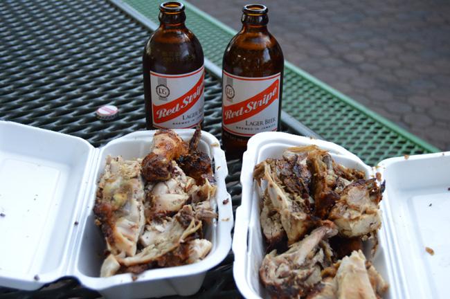 Best Jerk Chicken in Jamaica