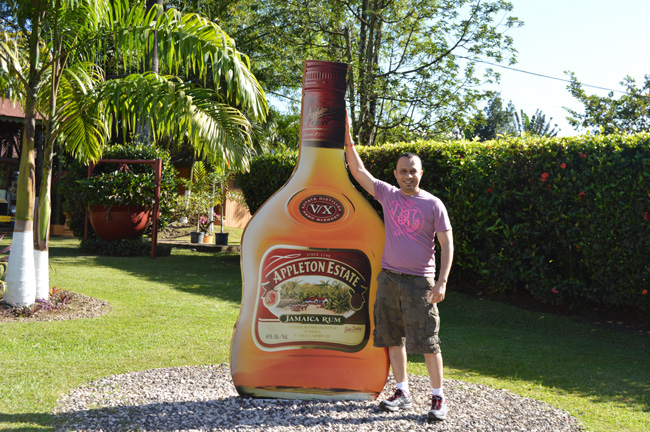 Appleton Estate RUM Factory Tour