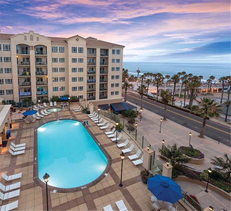 Marriott Hotels In Long Beach Wa