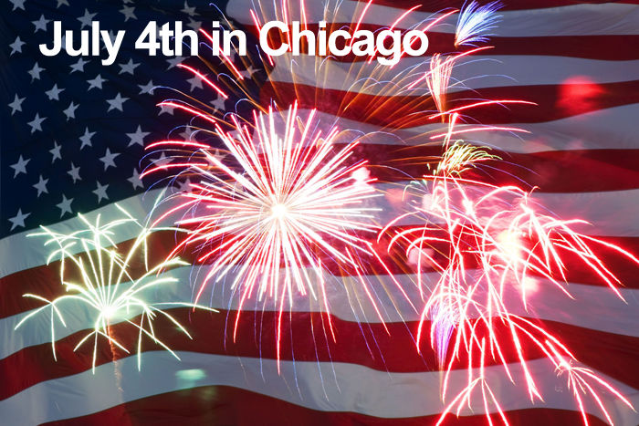 4th of July in Chicago