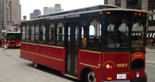 Chicago Hop on Hop off Trolley Tour