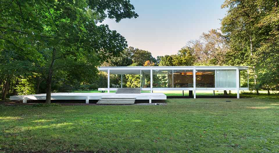 The Farnsworth House Plano