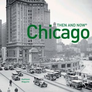 Chicago Then and Now Book Amazon