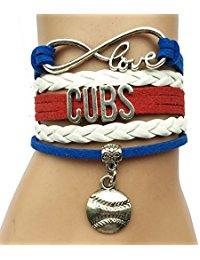 Infinity Love Cubs Baseball