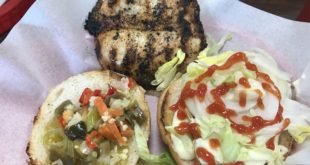 Branko's Sandwich Shop Grilled Chicken Sandwich Review
