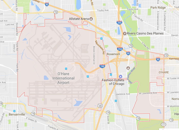 Where to Stay Near O'hare Airport