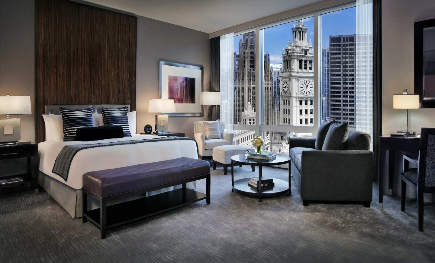 Where to stay in chicago go visit chicago for Suites in chicago