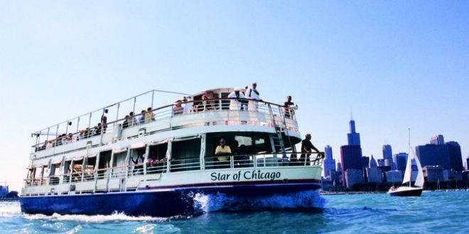 Lake Michigan Sightseeing Cruise in Chicago
