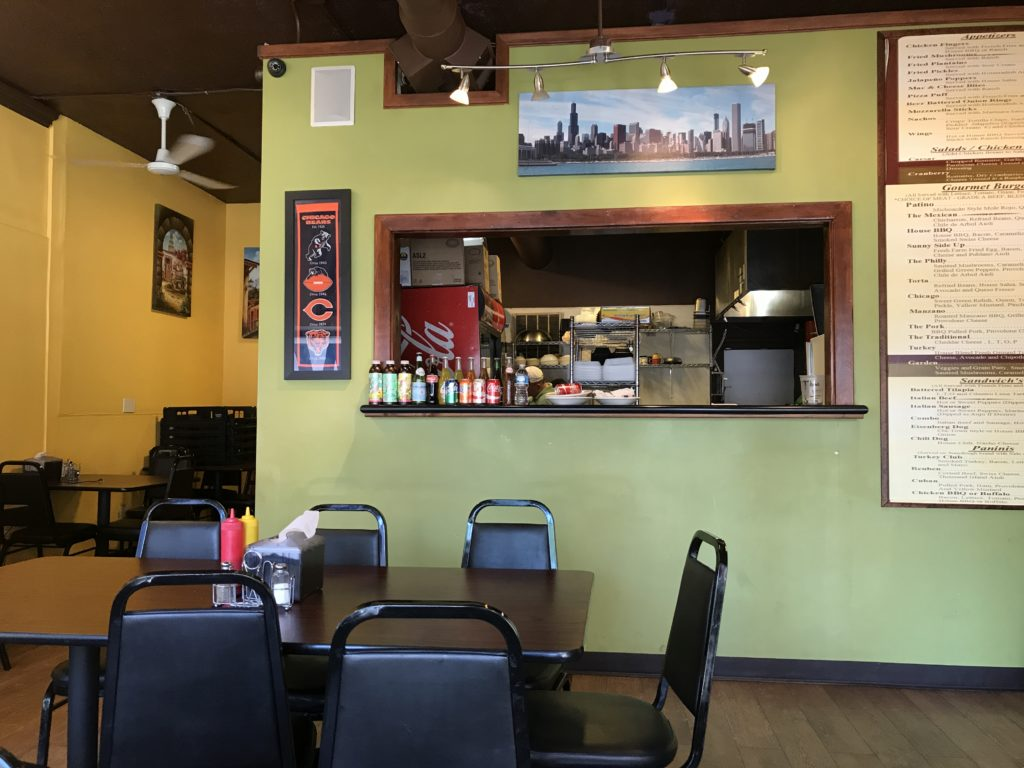 Patino's Grill Review Irving Park