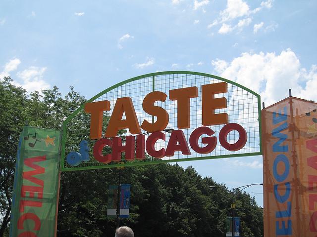 The Taste of Chicago 2017