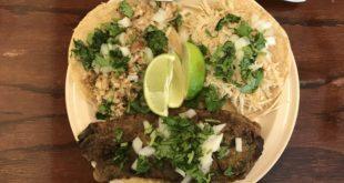 Tacos from Pueblo Nuevo Mexican Restaurant Chicago