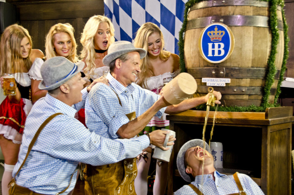 Oktoberfest At Hofbräuhaus Chicago
