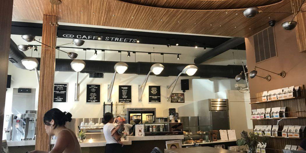 Caffe Streets in Wicker Park