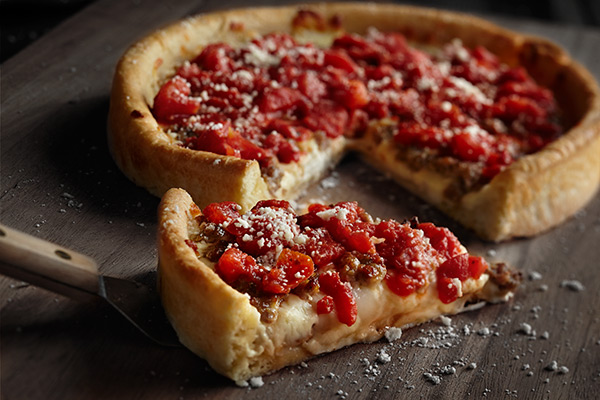Uno Deep Dish Pizza Contest