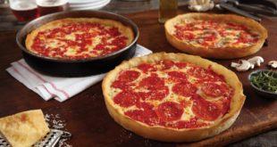 Lou Malnati's Deep Dish Frozen Pizzas