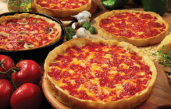 Order Lou Malnati's frozen deep dish pizzas