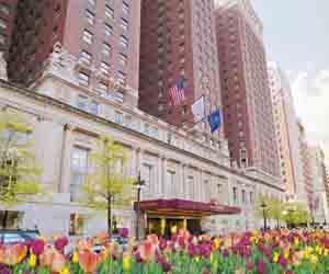 Hilton Chicago Michigan Ave Hotel