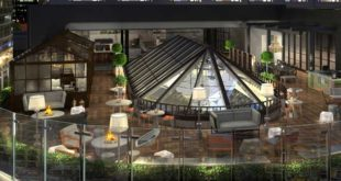 Raised Urban Rooftop Bar Chicago