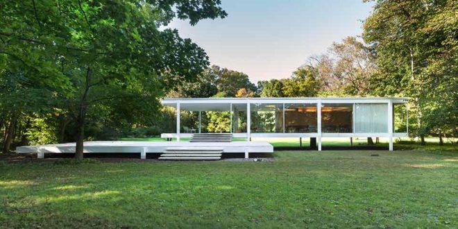 The Farnsworth House Plano