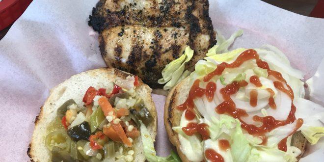 Branko's Sandwich Shop Grilled Chicken Sandwich Review