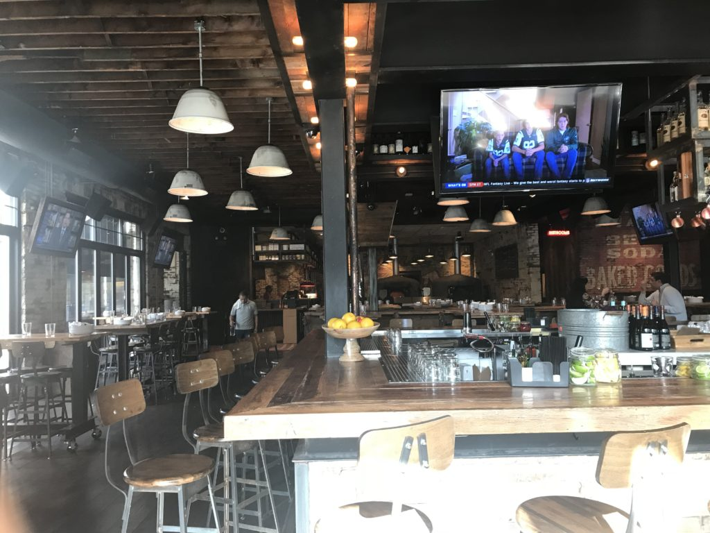 Parlor Pizza Bar in Wicker Park