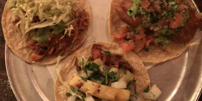 Taco Specials from Taco Joint Mexican Restaurant Lincoln Park