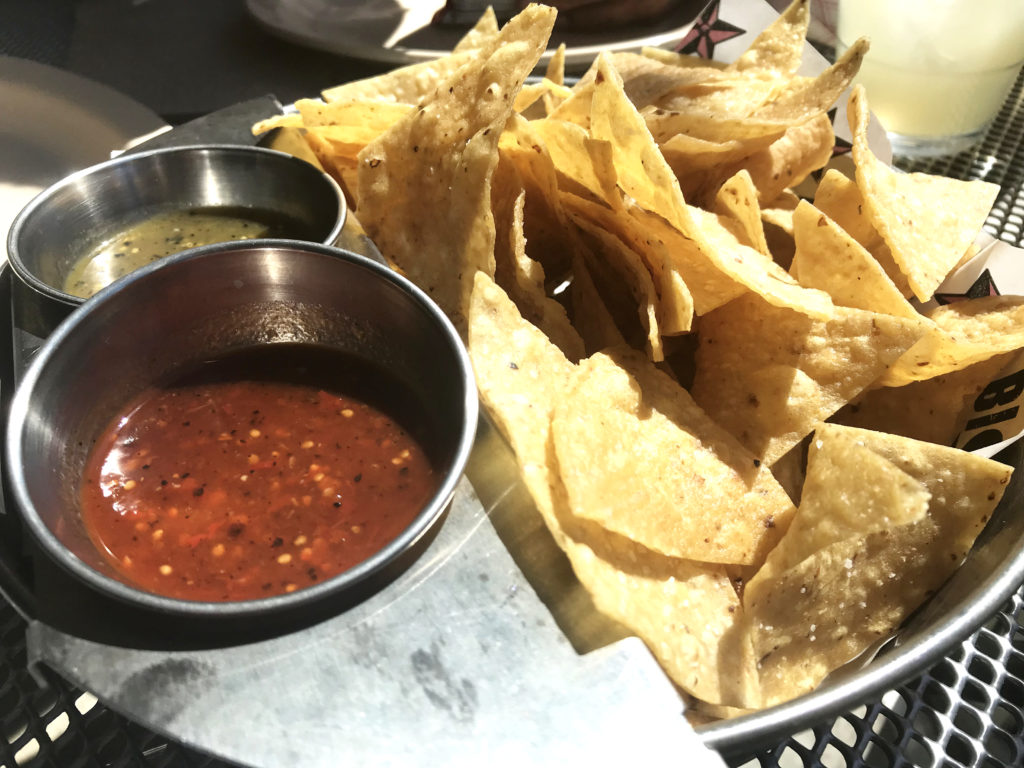 Chips and Salsa Big Star Wicker Park