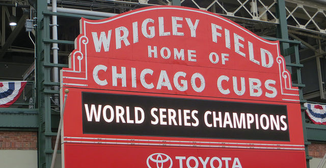 Hotels Near Wrigley Field Home of Chicago Cubs