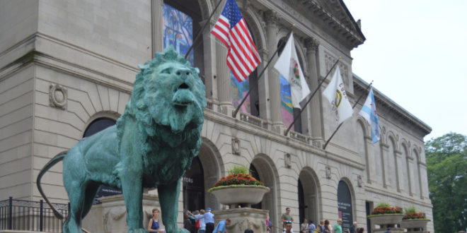 Hotels near Art Institute of Chicago Attraction