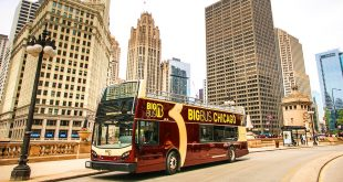 Hop on Hop off Chicago Operated by Big Bus Tours Chicago