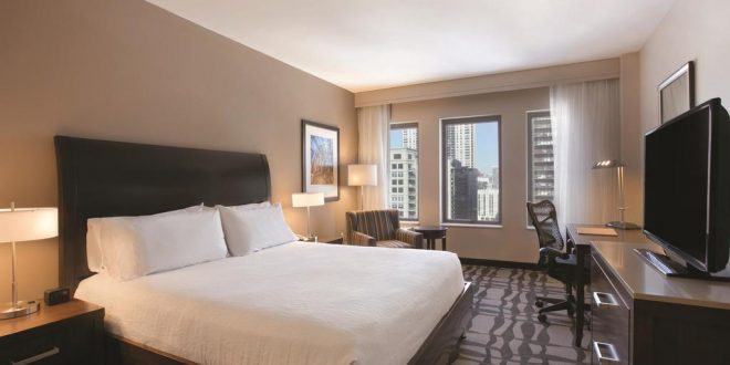 Seniors Get 10 off at Hilton Garden Inn Chicago DowntownMagnificent Mile