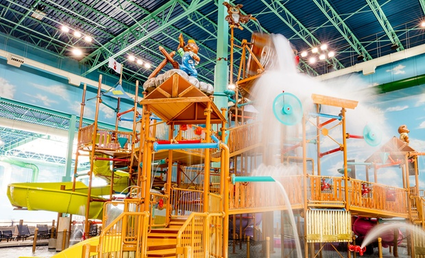 Great Wolf Lodge Illinois Indoor Water Parks Near Chicago