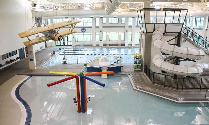 Splash Landings Glenview Indoor Water Parks Near Chicago