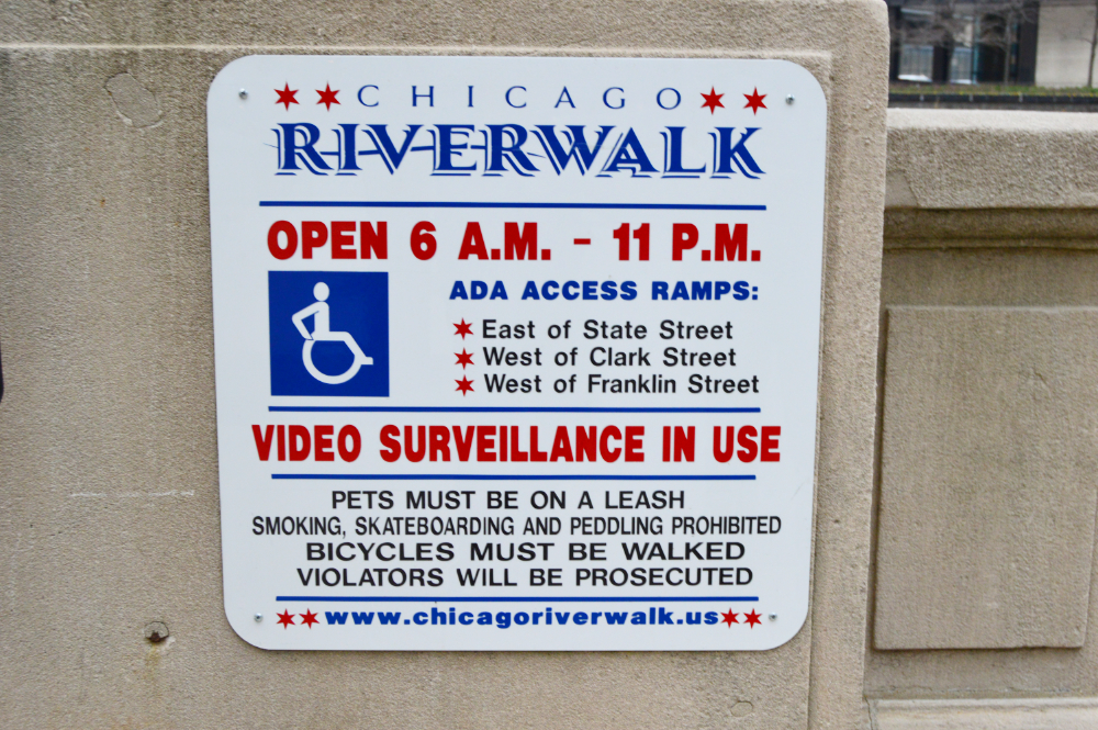 How to Spend a Day on the Chicago Riverwalk - Go Visit Chicago Chicago Riverwalk Map on