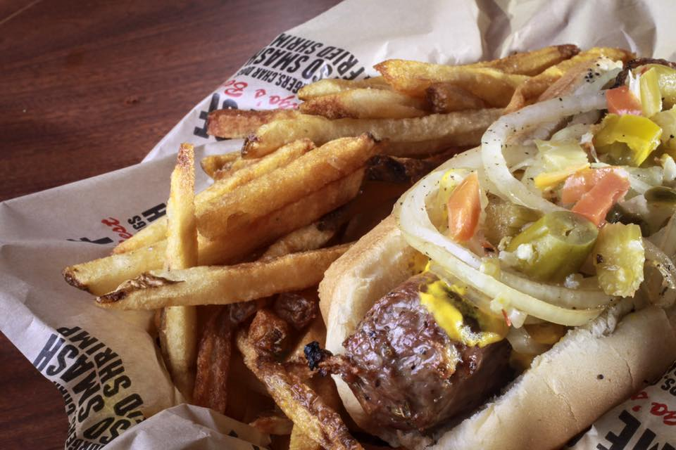 Best Chicago Style Hot Dogs